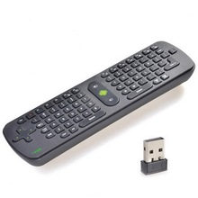 Measy RC11 2.4G Wireless Fly Air Mouse Keyboard Gyro Handheld Remote Control for Android TV BOX Tablet Mini PC