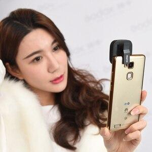 Image 5 - GODOX LEDM32 Video Işığı Cep Telefonu Lityum Pil Aydınlatma LED Ayarlanabilir Parlaklık Fotoğrafçılık Telefonları