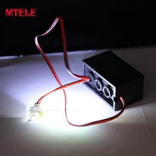 MTELE Brand 1*4 LED Light Up Kit Toy With Power Box For Bricks Set Models Building Blocks DIY Kit Toys Compatible with Buidlings