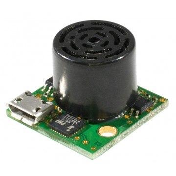 For ProxSonar-EZ (MB1414) ultrasonic distance measuring sensor with USB interface hc sr04 ultrasonic module distance measuring transducer sensor with mount bracket