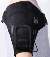 High quality Electric heating Shoulder Pain Relief Health Products Massager middle aged and old men shoulders keep warm tools