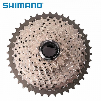 shimano DEORE XT CS-M8000 Cassette 11S MTB bike bicycle freewheel M8000 11-40T 11-42T free ship цена