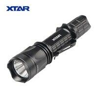 Led-taschenlampe XTAR TZ20 CREE XM-L2 U2 840 lumen wasserdichte aluminium taktische jagd torch
