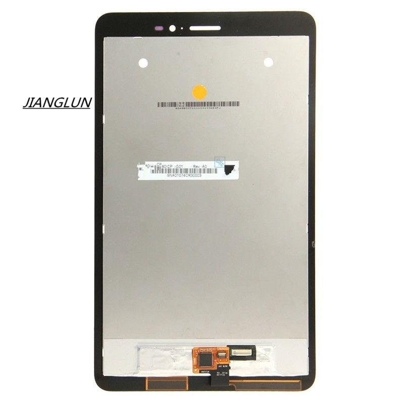 JIANGLUN TECH White LCD Screen + Touch Screen Digitizer Assembly for Huawei Honor S8-701u for huawei honor p8 lcd display touch screen fhd 100