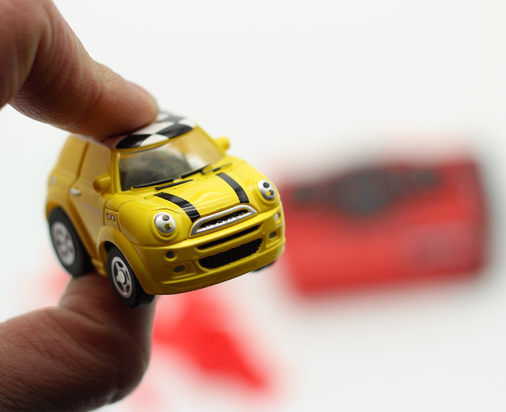 5cm mini rc car toys for children can stunt cars with radio remote control models