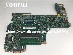 Image 1 - Laptop motherboard Para Toshiba satellite L50 B L50T motherboard Com I7 4500U A000295850 DABLIDMB8E0