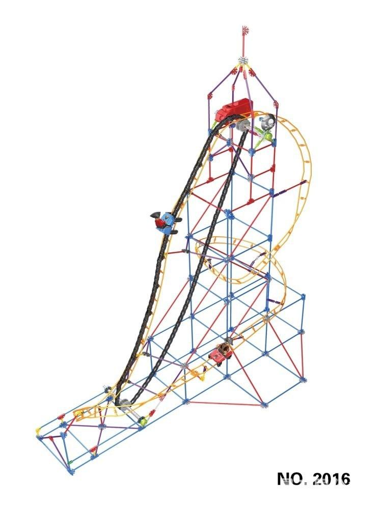 ФОТО LOZ Pirate roller coaster Model Rotatable Electric Building Block Sets Bricks Blocks Toys scale models DIY Enlighten brinquedos