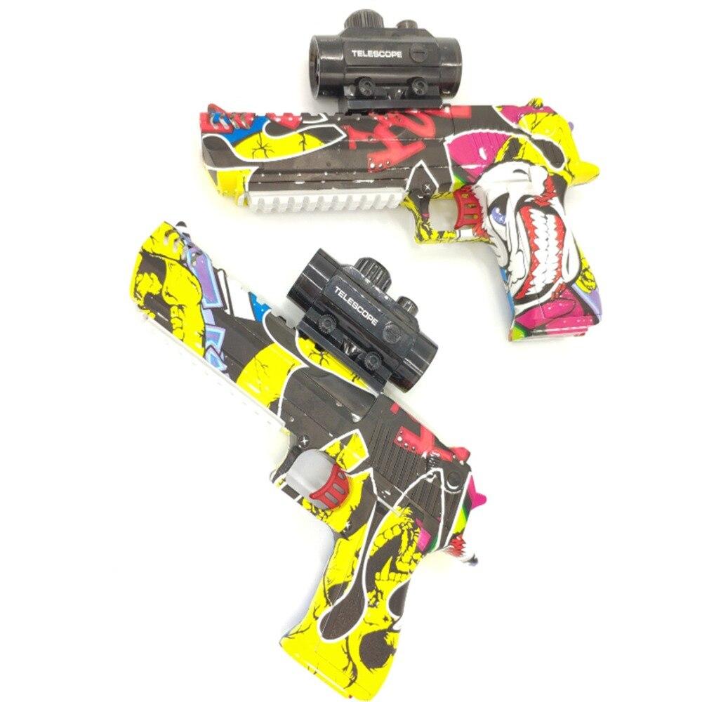 8480 Airsoft Pistolets À Air Jouet Gel Bullet Pistolet À Eau Jouet Peut être facturé Présente Cadeau pour Garçons Kid