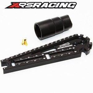 Image 2 - XRSRACING tuercas hexagonales multifunción de 17mm y 8mm, herramienta de instalación, llave de ajuste de altura del vehículo, medición de longitud de tornillo para coche RC