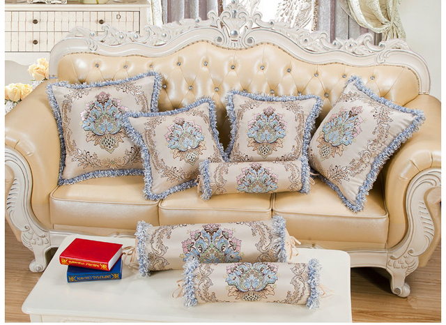 Decorative Cushion Covers Pillow Case Throw Cover Sofa Chair Seat