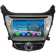 """8 """"4 ГБ Оперативная память 32 ГБ Встроенная память Восьмиядерный PX5 Android 6.0 dab 3G/4 г автомобильный DVD мультимедийный плеер Радио стерео GPS для Hyundai Elantra 2014 2015"""