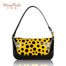 Shengdilu Small Women Bag Brand  Bag Fashion Bag Female PU Leather Women Shoulder Bag 2017 New Style Handbag