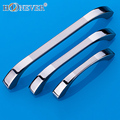 5pcs Concise Door Handle Gold Hardware Kitchen Cupboard Cabinet Handles Wardrobe Handle Drawer Pull