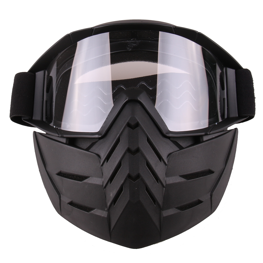 Airsoft Cool Tactical Mask Soft Bullet Dart Eye Protective Mirror Face Mask For Outdoor Paintball WG Shooting Protective Mask