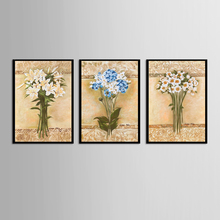 TOP SALE 3 Pcs/Set AWall Art Posters and Prints Canvas Painting Wall Picture for Living Room Artwork Decor (No Framed) top posters холст золотой мустанг top posters 50х75х2см b 714h
