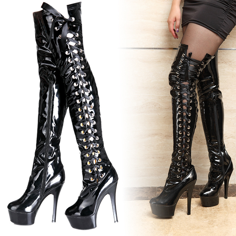 Popular Thigh High Boots Summer-Buy Cheap Thigh High Boots Summer ...