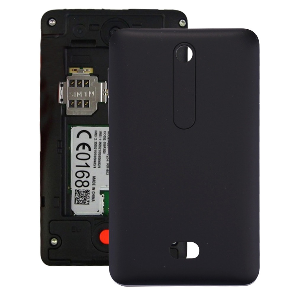 new style e81da 2c05e US $3.48 12% OFF  Battery Back Cover for Nokia Asha 501-in Mobile Phone  Housings from Cellphones & Telecommunications on Aliexpress.com   Alibaba  ...
