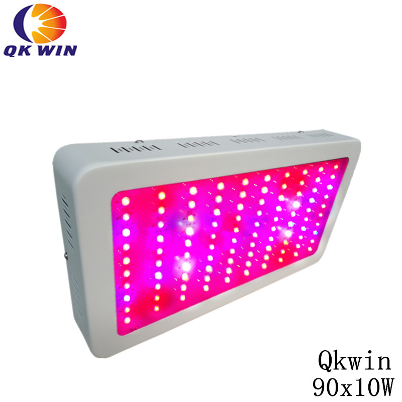 Winplus 900W Double Chip LED Grow Light Full Spectrum 410-730nm For Indoor Plants and Flower Phrase, Very High Yield. best led grow light 600w 1000w full spectrum for indoor aquario hydroponic plants veg and bloom led grow light high yield