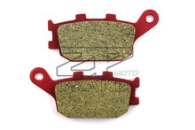 Motorcycle parts Ceramic Brake Pads Fit HONDA VT 1300 CS 2010-2013 CB 1100 AE/EXE 2014 Rear OEM NEW Red Composite Free shipping
