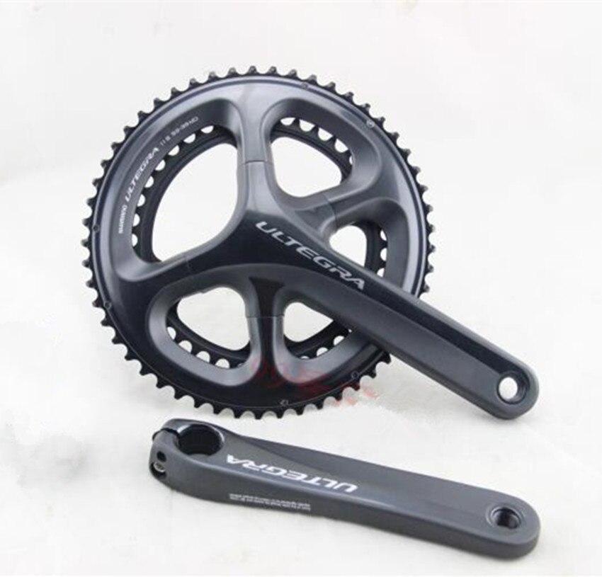 SHIMANO FC 6800 ULTEGRA 11S 22S Crankset 53 39T 50 34T 170mm 172 5mm Bicycle Components