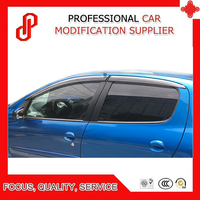 High Quality Injection molding trim vent shade rain sun wind deflector window visor for C2 C4L C3 XR C5 C2 CROSS 2006 2012