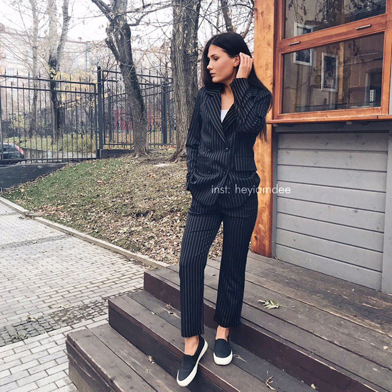Work-Fashion-Pant-Suits-2-Piece-Sets-Double-Breasted-Stripe-Blazer-Jacket-Straight-Pant-Office-Lady-Suit-Women-Outfits-2018-5