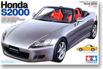 Honda S2000 1 24 Car Model 24211