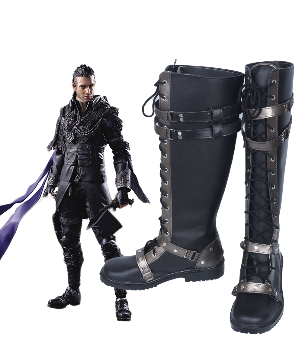 FF15 Kingsglaive Final Fantasy15 Nyx Ulric Cosplay Costume Type B Custom Made