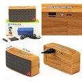 Portátil FM HIFI Caixa De Som Alto-falantes Estéreo Super Bass Sem Fio Bluetooth Speaker Música Caixa de Som HandFree para Celulares