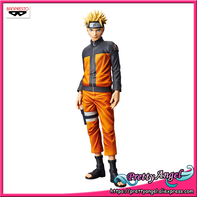 PrettyAngel - Genuine Banpresto Grandista Shinobi Relations Uzumaki Naruto NARUTO Shippuden Collection Figure все цены