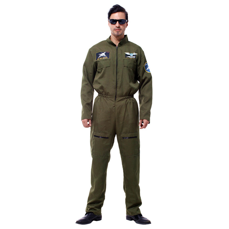 Men-Pilot-Aviator-Cosplay-Halloween-Policeman-Special-forces-Costumes-Easter-Purim-Carnival-Masquerade-Party-Camouflage-dress