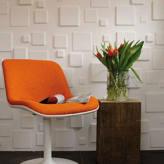 PE Foam Wall Stickers 3D Self adhesive Wallpaper Modern European ...