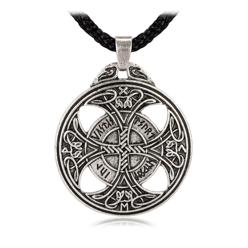 Knot Love Pendant Viking Norse Rune Necklace Wiccan Pagan Asatru Jewelry In Necklaces From Accessories On Aliexpress Alibaba Group