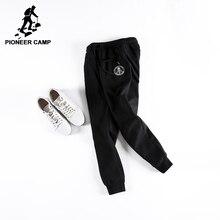 Pioneer Camp winter männer hosen verdicken fleece hosen marke kleidung 2017 neue mode lässig sweatpant männliche qualität hosen 699028