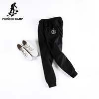Pioneer Camp Winter Men Pants Thicken Fleece Trousers Brand Clothing 2016 New Fashion Casual Sweatpant Male