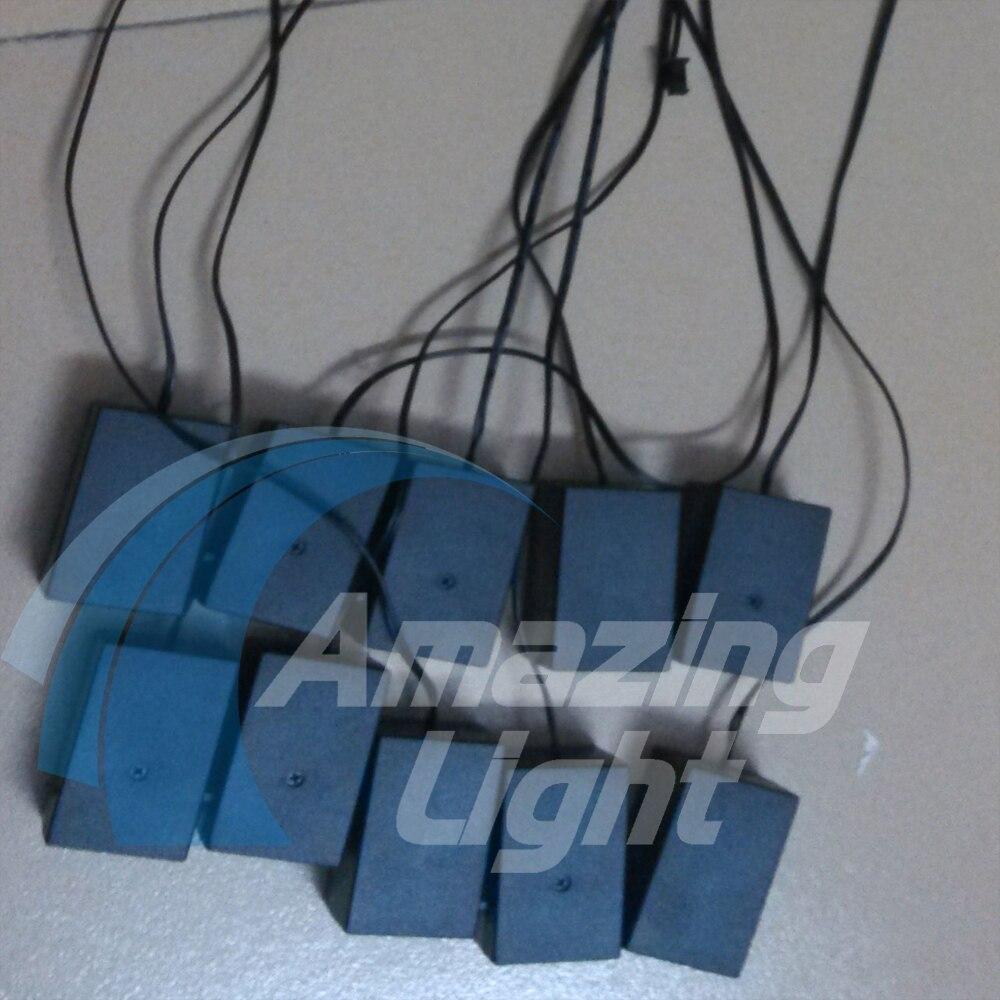 Neue Ankunft 3 cm x 100 cm blau Flexible Elektrolumineszenz Band EL ...