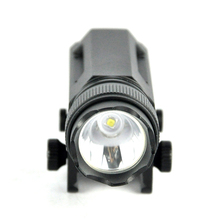 Boruit Security XML L2 LED 2000 Lumen Tactical Gun Flashlight Torch 1-Mode LED Flash Light Lantern Emergency Light