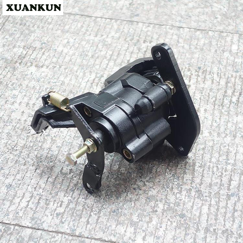XUANKUN  Four - Wheel Off - Road Karting Modified Parts Rear Brake Pump Brake Calipers Under Pump   With Brake Pads xuankun off road motorcycle modified 200 250cc accelerator pump carburetor visual turn to accelerate the pump throttle line