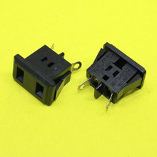 cltgxdd AD-023 us canada stanarded 2 flat pins AC power socket 15A 125V Connector(China)