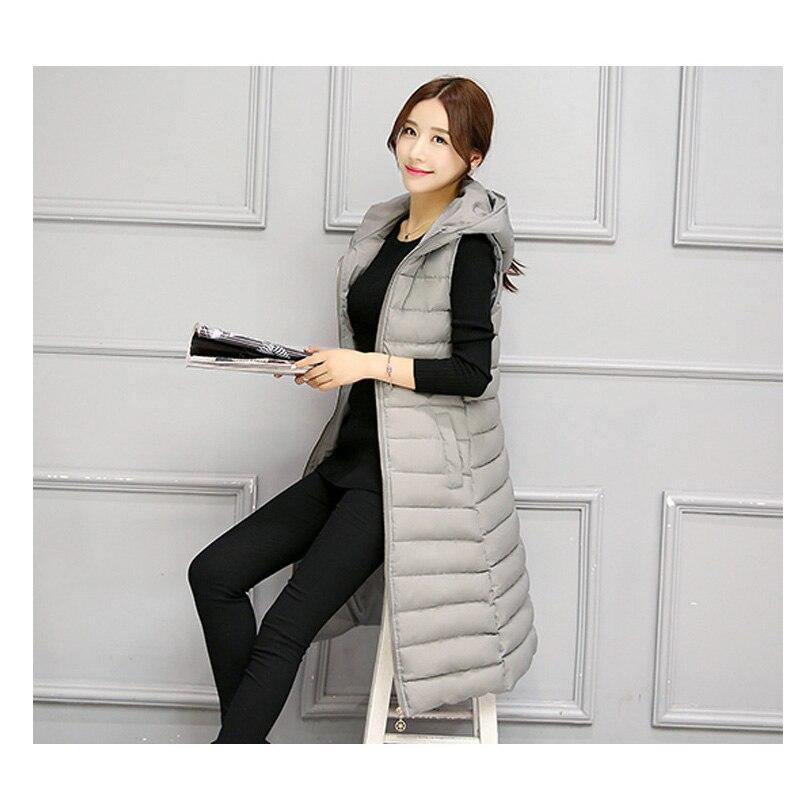 Cămașă de iarnă caldă pentru femei Vestă lungă pentru femei, - Îmbrăcăminte femei - Fotografie 3
