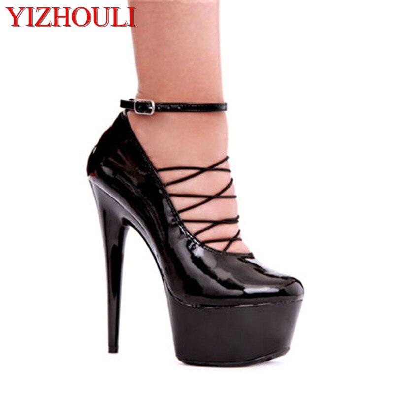 7008063f57a3af Talons Couleurs Mariage Femmes Mode formes Danse À La Nouvelle Arrivée chaussures  Sexy strap 3 De ...