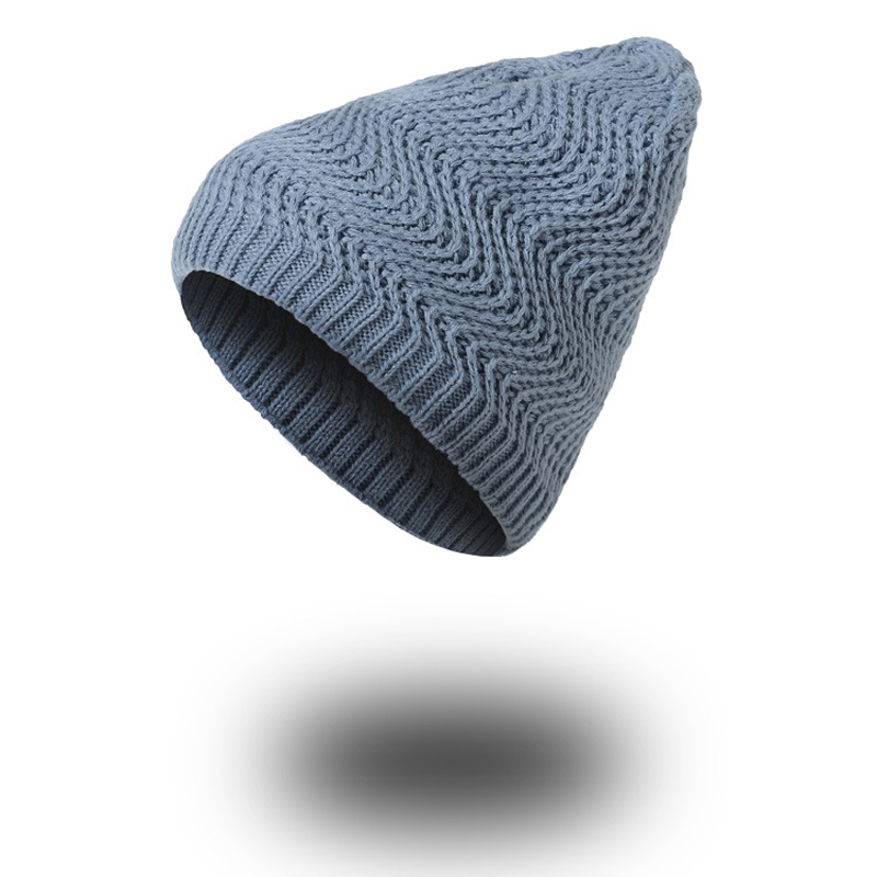 1pcs Thick Knitted Cap Skullies Bonnet Winter Hats for Women Men Beanies Gorros Hip Hop Cap Knitting Warm Hat Gorro De Inverno 3pcswinter beanie women men hat women winter hats for men knitted skullies bonnet homme gorros mujer invierno gorro feminino