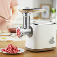 Blenders Mincing machine commercial electric stainless steel household small multi purpose minced garlic sausage
