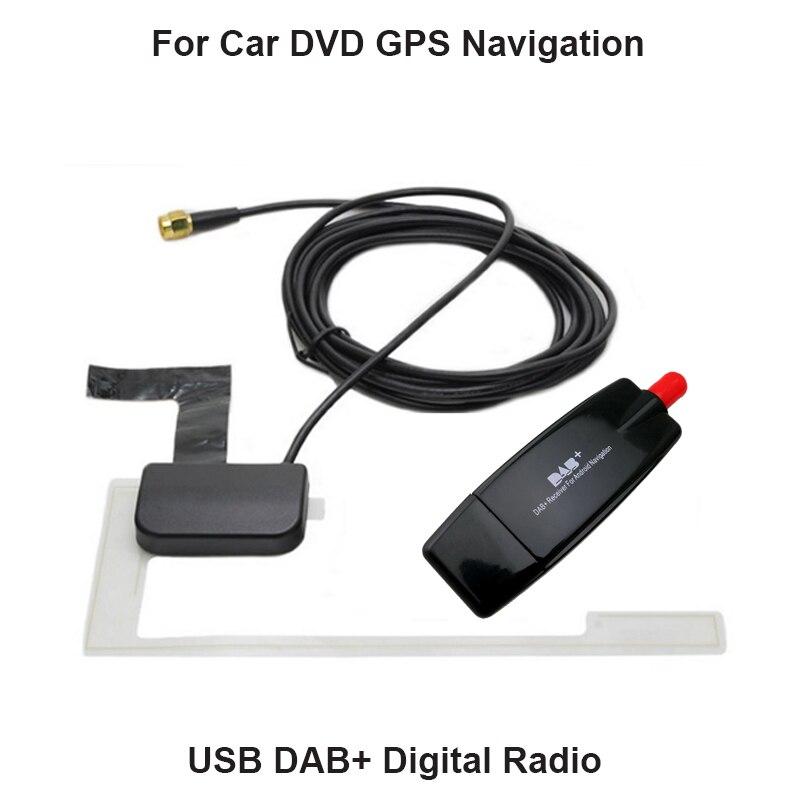 universal usb 2 0 digital dab radio tuner receiver. Black Bedroom Furniture Sets. Home Design Ideas
