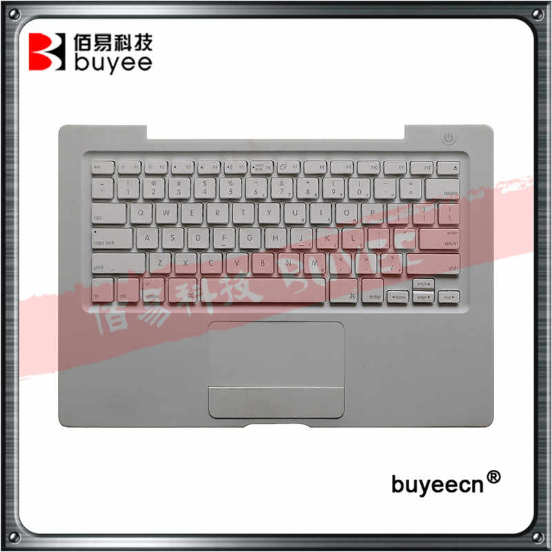 "Original A1181 Top Case US 945 clavier avec pavé tactile pour MacBook 13 ""A1181 Palmrest topcase 2006 2007 royaume-uni français allemand clavier"