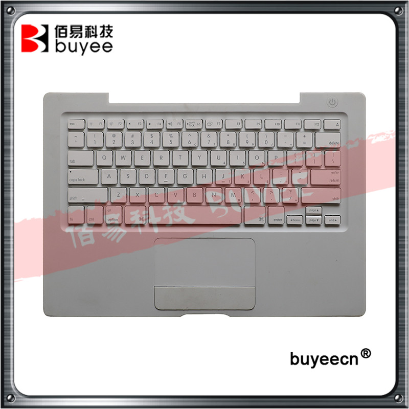 Original A1181 Top Case US 945 Keyboard With Trackpad For MacBook 13