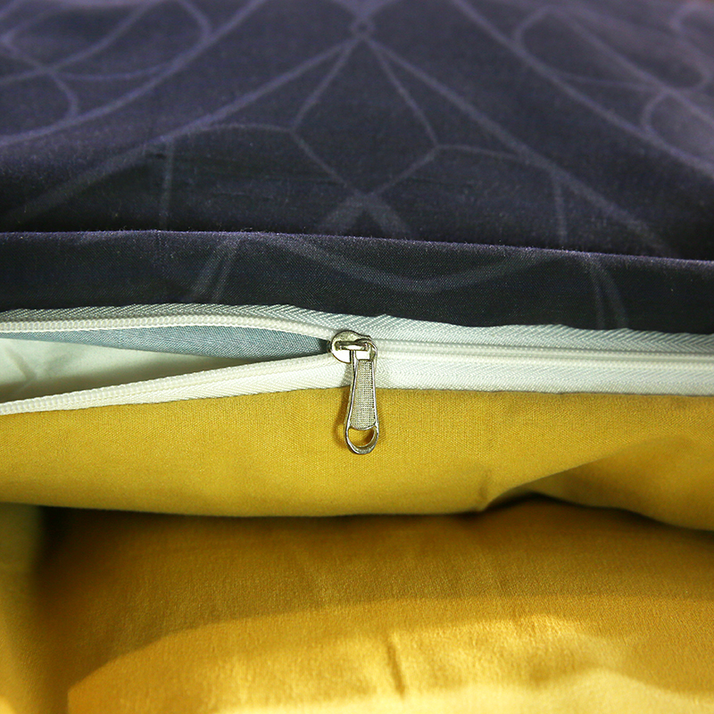 Fanaijia 3d búho juego de cama reina Animal diseño fresco impresiones edredón juego de funda de almohada ropa de cama funda de cama mejor regalo - 5