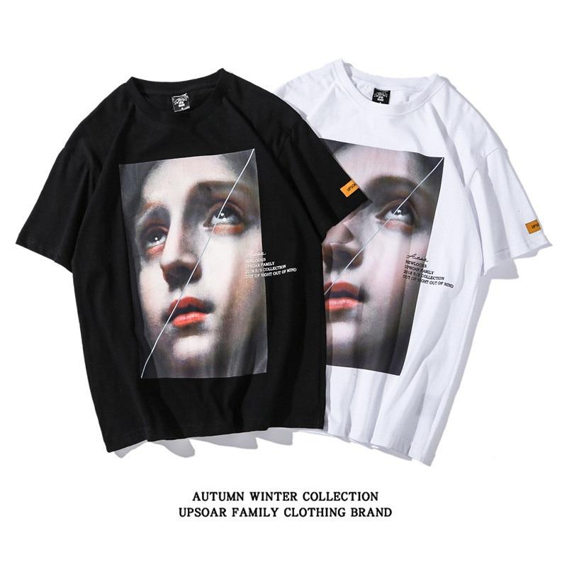 Tops & Tees Back To Search Resultsmen's Clothing Otep Men& Little Girl Gas Mask T-shirt Black Brand T-shirt Men Fashion