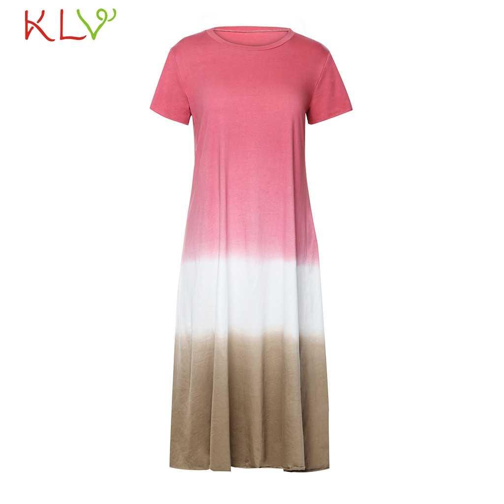 Женское платье, пляжные платья, цветные, пляжные, богемные, элегантные, летние, длинные платья, большие размеры, вечерние, ночные, 2019, vestidos robe Femme 19Jun