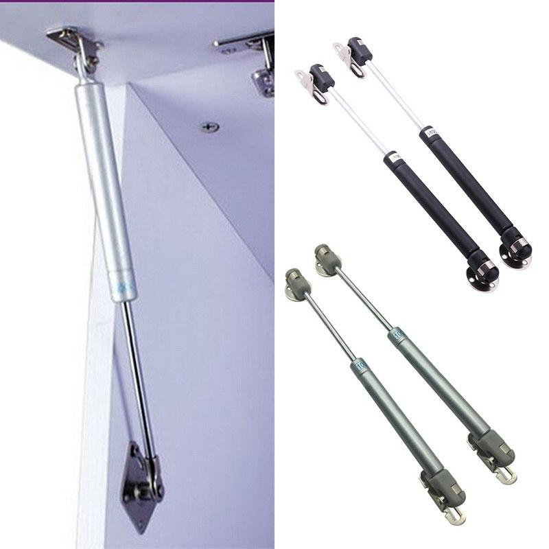 Urijk 2pcs Door Lift  Support Hydraulic Gas Spring  Spring For Cabinet Door  Force Lift Support Furniture